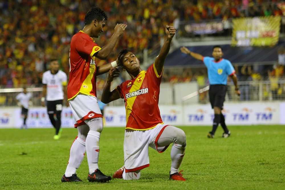Selangor Tewaskan Pulau Pinang, Ashley Westwood Kecewa