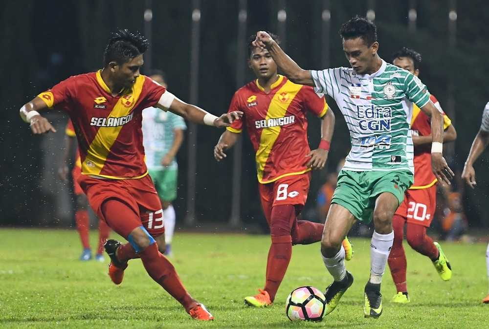 Gol Cantik Khairu Azrin Tak Cukup Untuk Beri 3 Mata Buat Melaka United