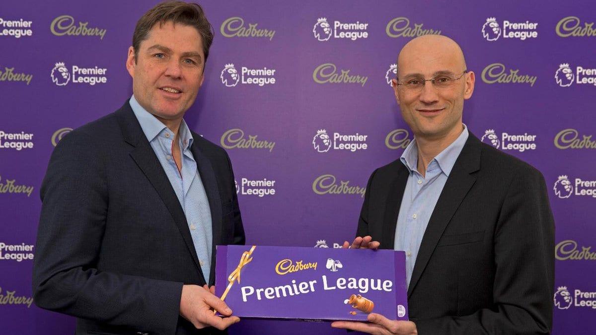 Cadbury Dan Premier League Umum Kerjasama 3 Tahun