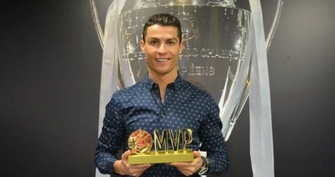 Cristiano Ronaldo Menang Anugerah Lagi! Kali Ini Dari China