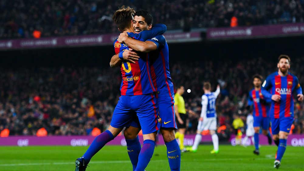 Barcelona Belasah Real Sociedad Untuk Mara Ke Separuh Akhir Copa Del Rey