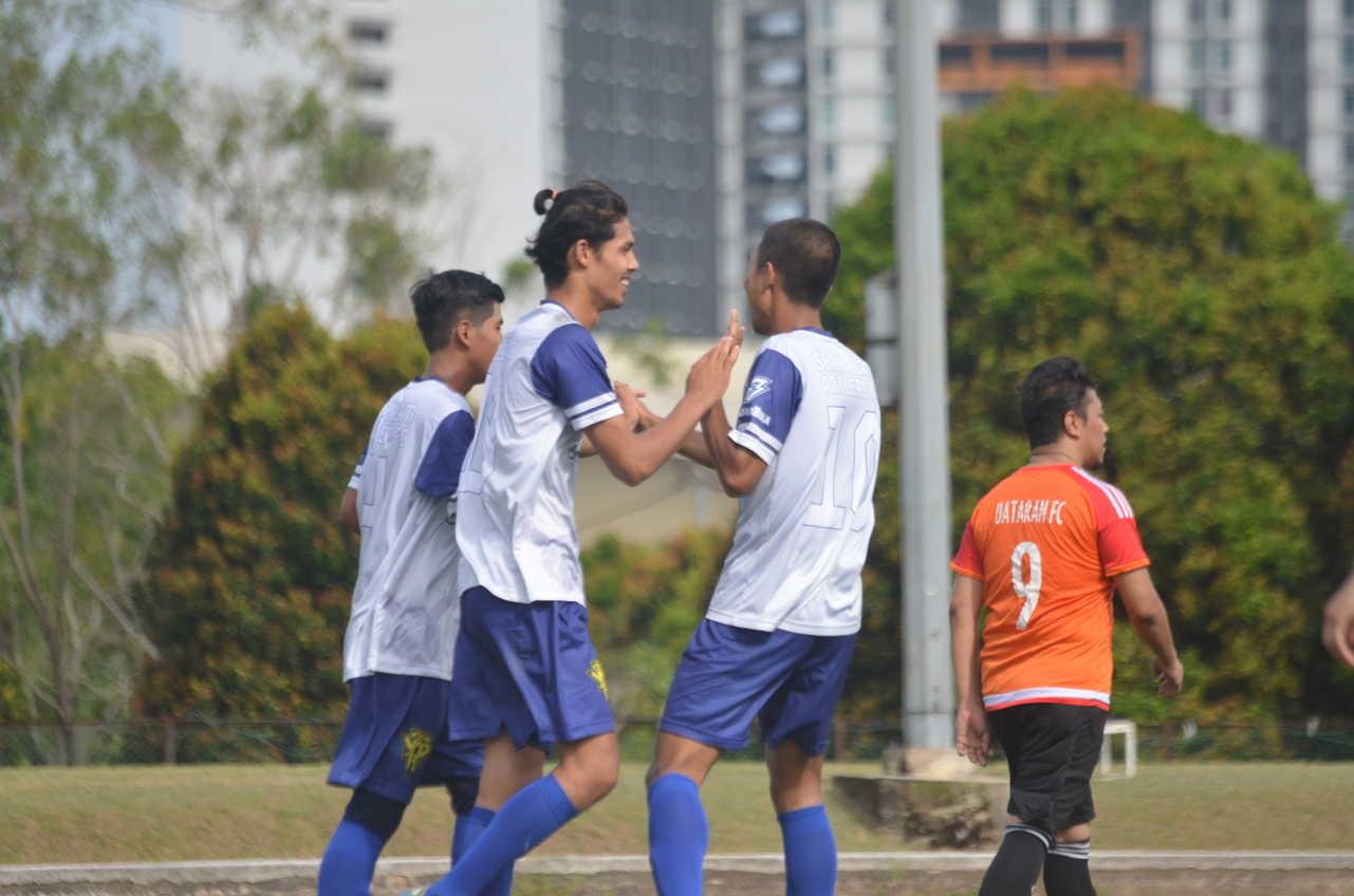 Shah Alam Antlers 4-0 Dataran FC: Laporan Perlawanan KVL (Matchday 3)