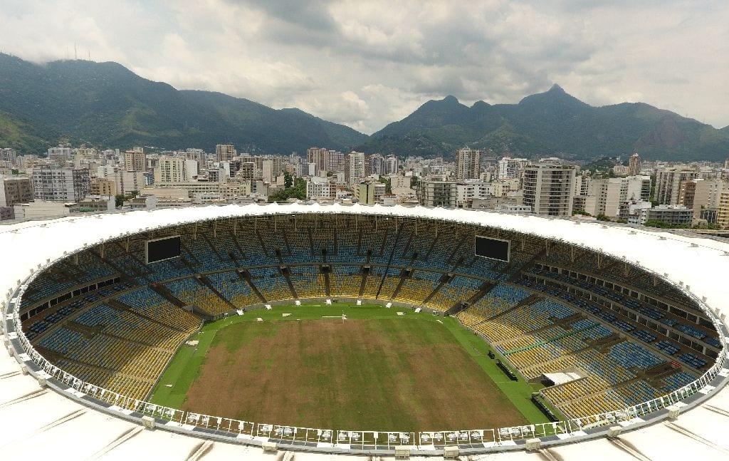 Stadium Maracana Parah! Elektrik Dipotong, Dirompak Dan Tidak Diselenggara!