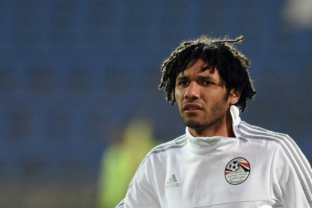 Mohamed Elneny Cedera, Terlepas Aksi Separuh Akhir Piala Negara-Negara Afrika