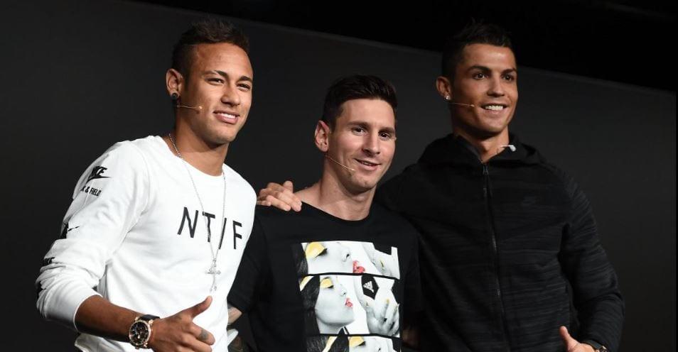 Neymar Pemain Termahal Di Dunia Bukan Messi Atau Ronaldo