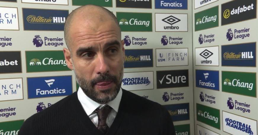 Ini Alasan Pep Guardiola Di Sebalik Prestasi Buruk Manchester City