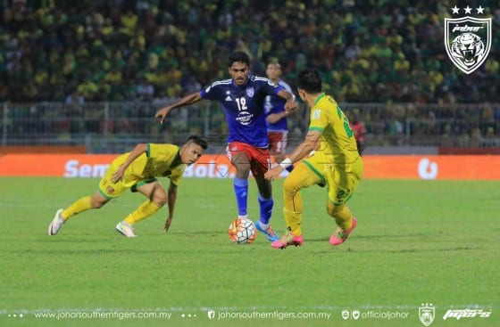 Previu Piala Sumbangsih 2017: JDT Mahu Kekalkan Trofi, Kedah Sedia Merampas!
