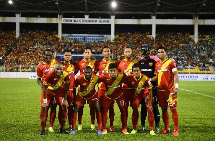 Falsafah Taktikal Dan Fungsi Pivot Dalam 3-4-3 Selangor Berdasarkan Koridor &  ...