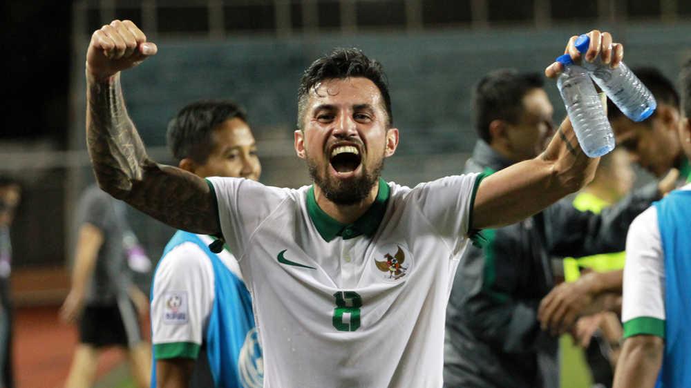 Stefano Lilipaly: Pemain Indonesia Yang Bermain Di Liga Eredivisie Belanda