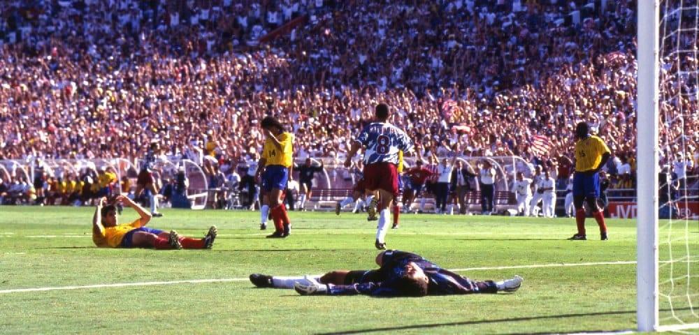 Andres Escobar, Hidup Dan Mati Kerana Bola Sepak!