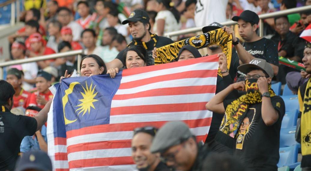 Datuk Ong Kim Swee Seru Sorakan Semangat Ultras Malaya Dan Rakyat Malaysia
