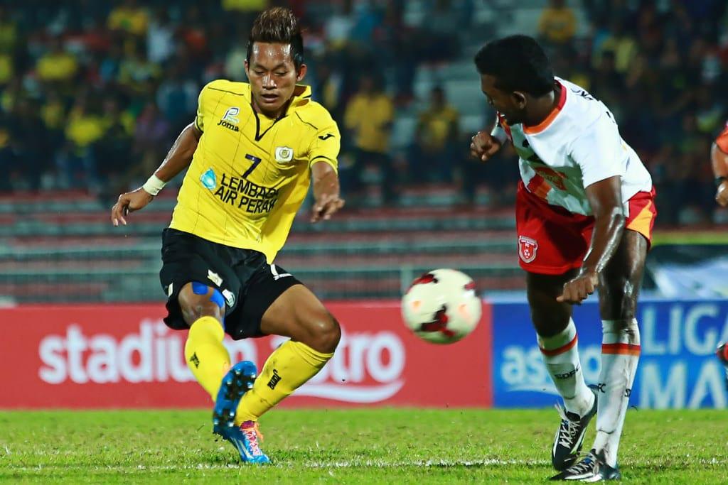 Bekas Pemain Perak Kyaw Zayar Win Sertai Kelab Di Liga Singapura