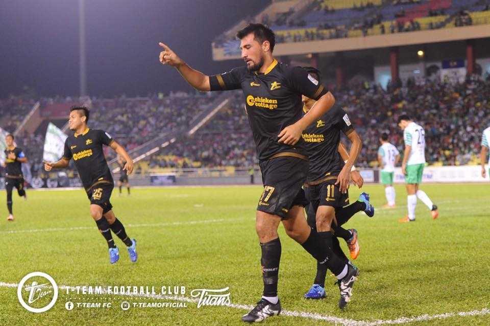 Melaka United Dikecewakan T-Team, Terus Gagal Mencari Kemenangan Di Liga Super