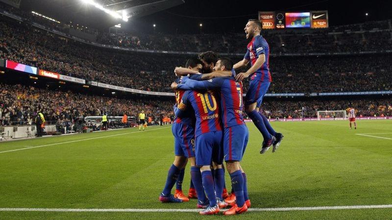 Perlawanan Panas, 3 Dibuang Padang Dalam Perlawanan Copa Del Rey, Barcelona vs  ...