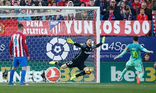 Barcelona Menang Ke Atas Atletico, Messi Sekali Lagi Menjadi Penjaring  ...