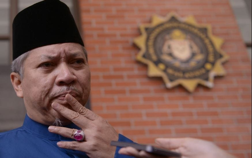 Tan Sri Annuar Musa Kecewa Sikap Berpuak-Puak Datuk Wira Mohd. Yusoff Mahadi