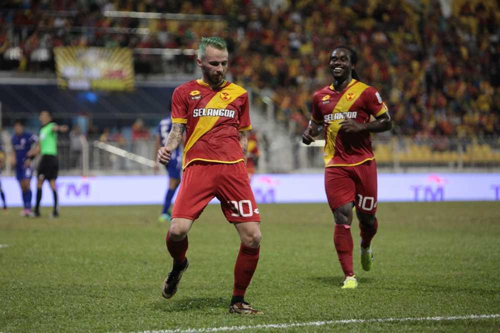 Selangor Tewaskan FELDA United Untuk Lonjak Ke Tangga Ke-2 Liga Super