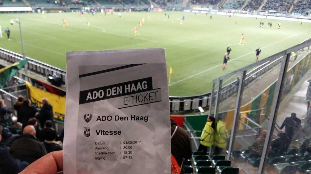 Apa Yang Saya Belajar Semasa Lawatan Ke 17 Buah Stadium Di Belanda?