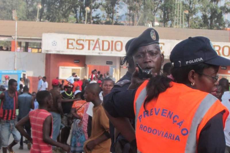 17 Orang Terbunuh Dalam Perlawanan Pembukaan Liga Angola