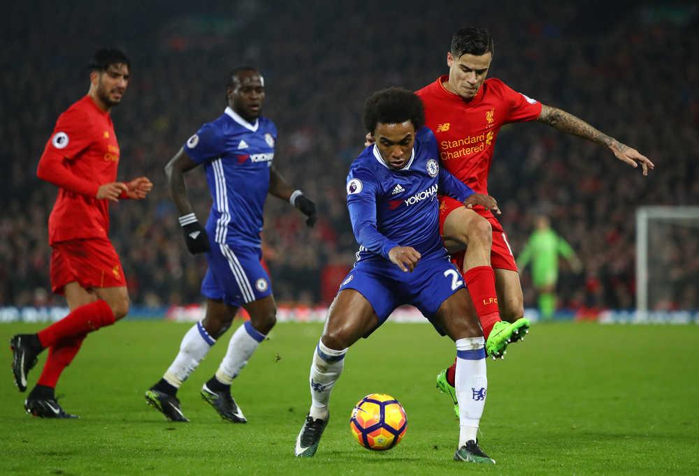 Liverpool Seri Dengan Chelsea, Diego Costa Gagal Sempurnakan Penalti