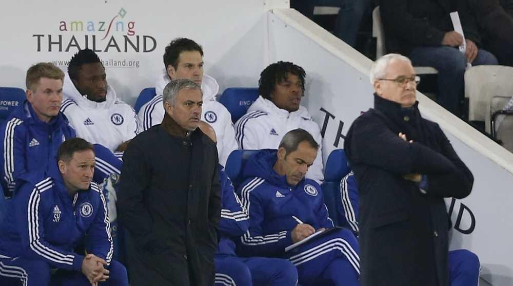 Mourinho Tuju Ucapan Khas Buat Ranieri Yang Dipecat Leicester City