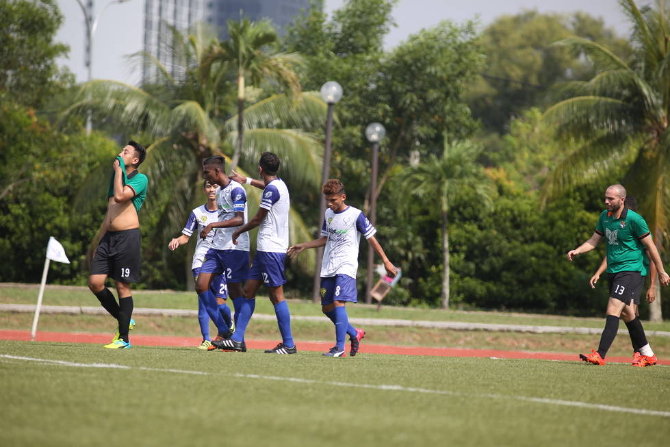 Shah Alam Antlers 5-1 CABJ: Klang Valley Super League (Matchday 6)