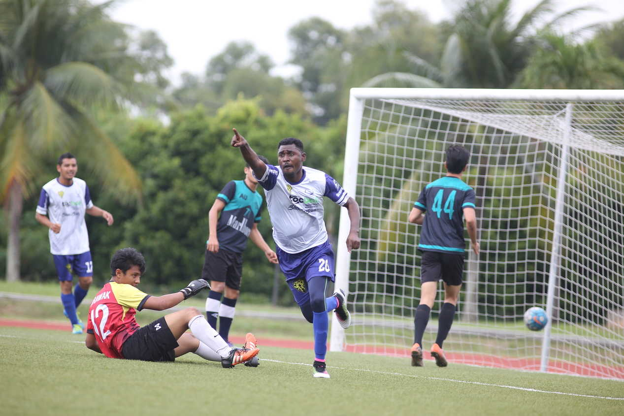 Shah Alam Antlers 1-0 AUFC: Klang Valley Super League (Matchday 7)