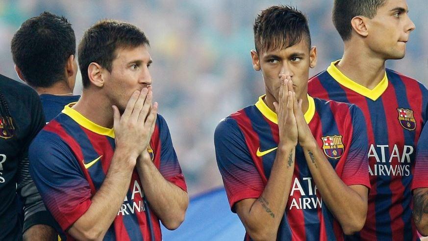 Isu Cukai; Jika Barcelona Ke Final UCL, Messi Dan Neymar Tidak Boleh Bermain