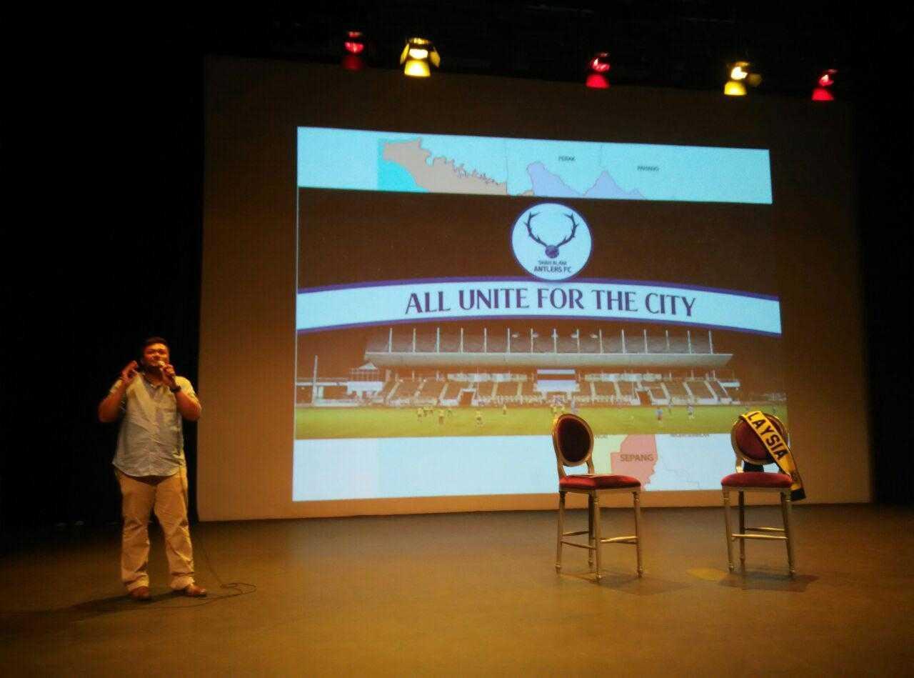Shah Alam Antlers Kelab Komuniti Pertama Di Malaysia Umum Kerjasama Akademi  ...