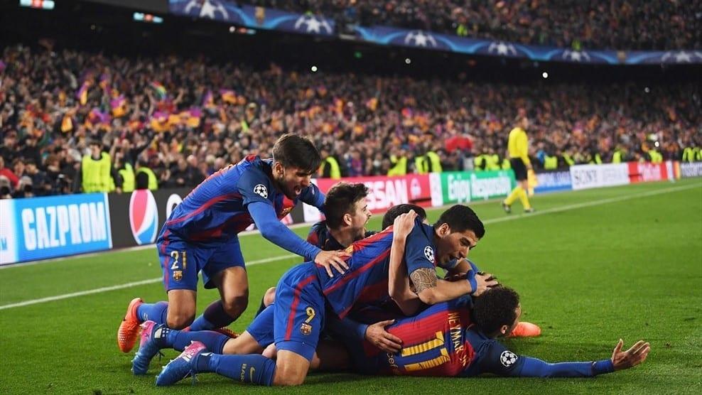 Analisis Taktikal UCL: Taktikal High Pressing Barcelona Hampakan Taktikal  ...