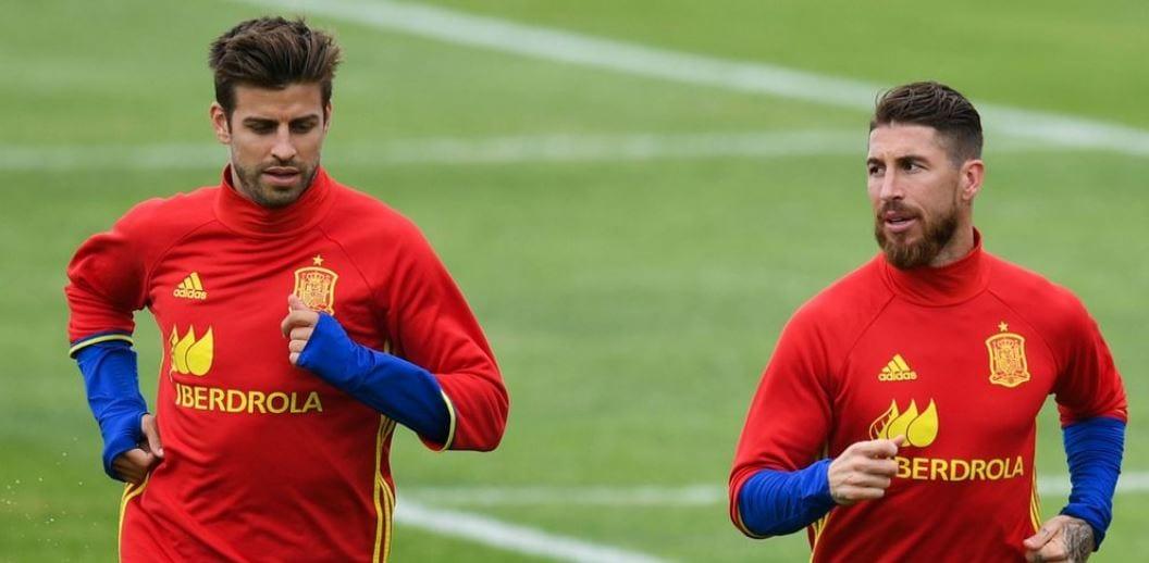 Busquet Berkongsi Pandangan Tentang Hubungan Sergio Ramos Dan Pique