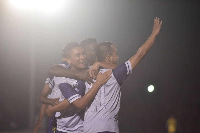 Shah Alam Antlers 1-0 Team Sunway: Klang Valley Super League (Matchday 14)