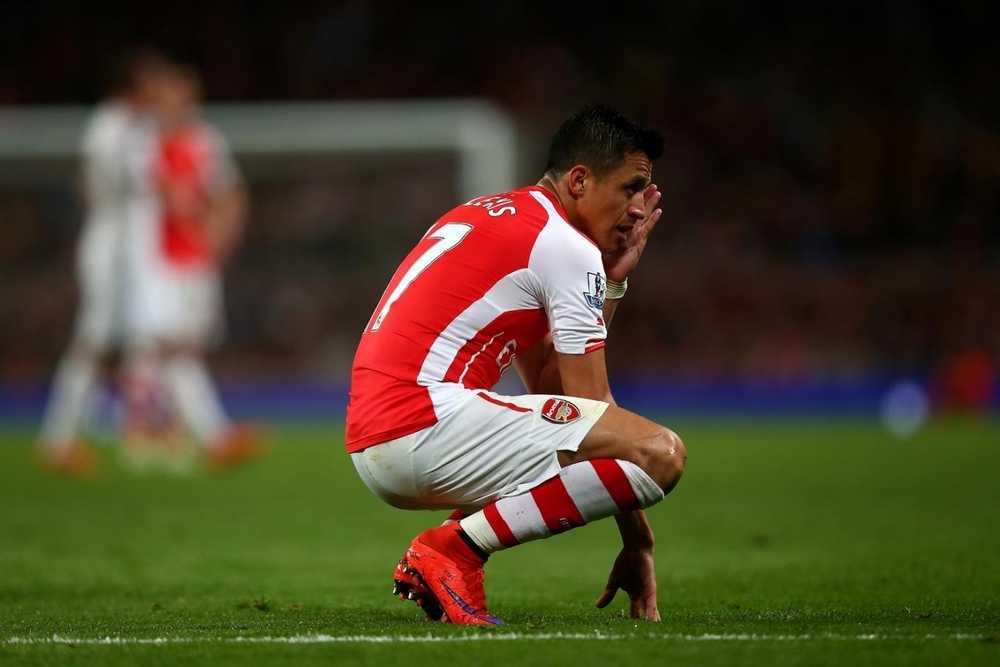 Kerana Bergaduh Ketika Latihan, Wenger Gugurkan Sanchez Dari Skuad Utama Arsenal