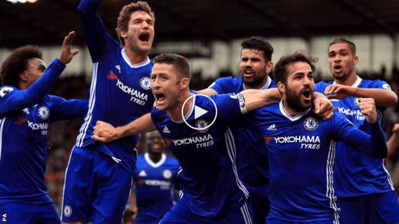 Rangkuman EPL 2016/17: Stoke City 1 Chelsea 2