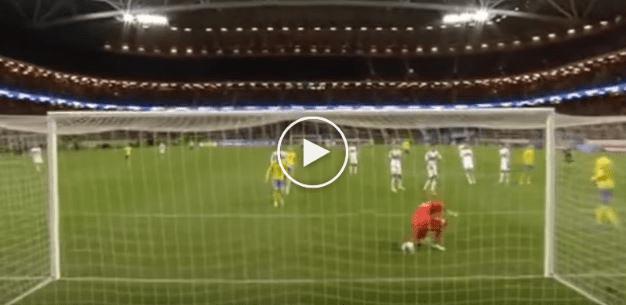 Rangkuman Kelayakan WC2018: Sweden 4 Belarus 0, Emil Forsberg Ledak 2 Gol