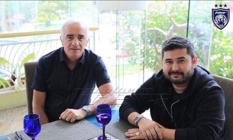 Mario Gomez Jadi Jurulatih Kebangsaan, Ong Kim Swee Ganti Bernhardt