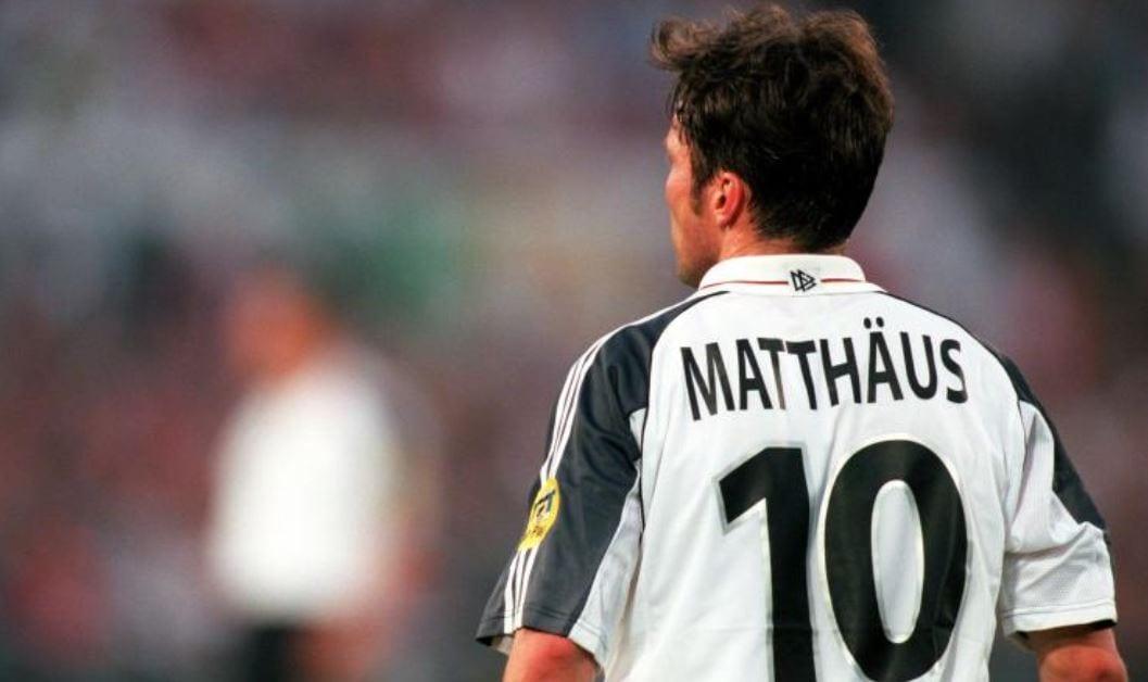 Lothar Matthaus: Maestro Jerman Yang Pernah Menakluki Dunia!