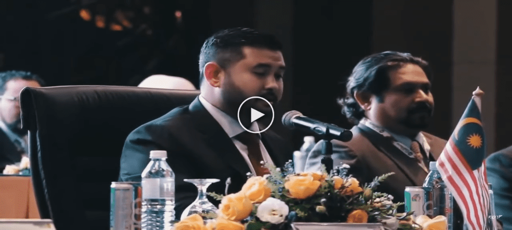 VIDEO: FAM Keluarkan Video Khas Untuk TMJ Bertajuk 'The President'