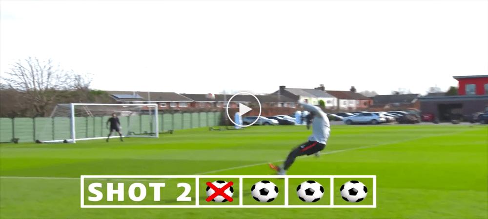 VIDEO: Mane & Can Ambil Cabaran Buat Semula Gol Papiss Cisse Lawan Chelsea