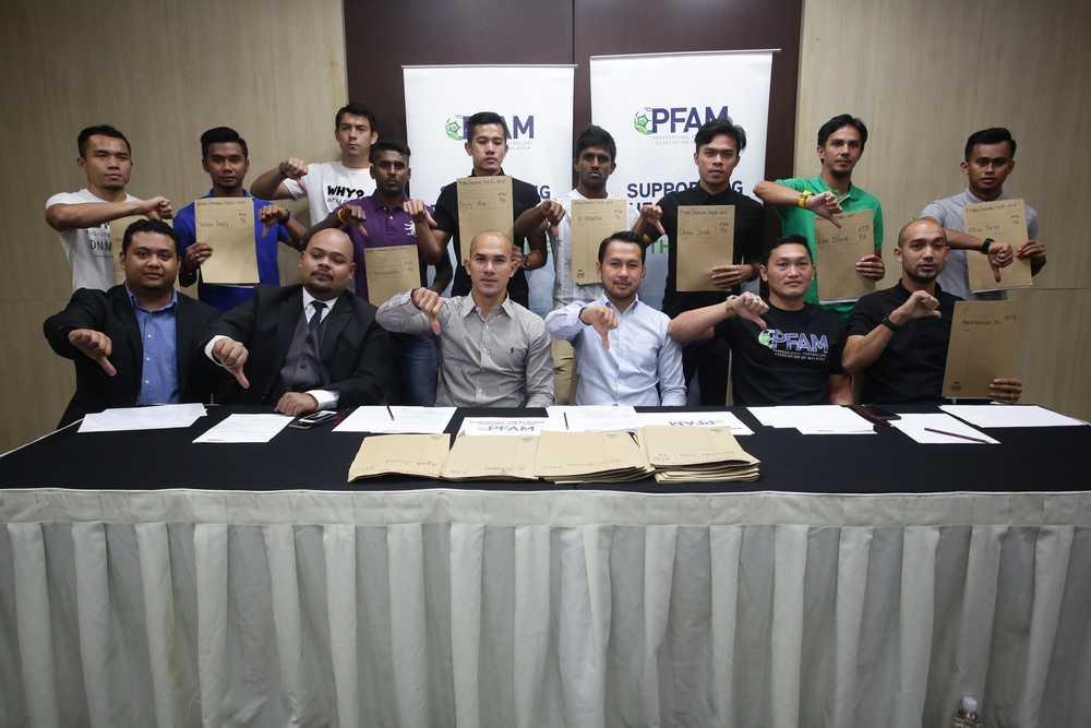 PFAM Sokong Tindakan FMLLP Mahu Potong Mata Kepada Pasukan Tak Bayar Gaji