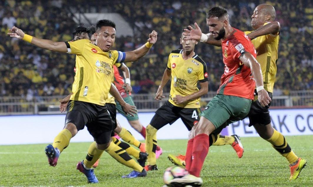 Analisis Taktikal Piala FA 2017: Taktikal Kedah Separuh Masa Pertama Jadi  ...