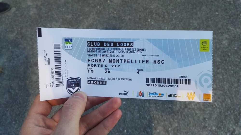 Ini Yang Anda Dapat Apabila Menonton Perlawanan Ligue 1 Dari VIP Box Stadium  ...