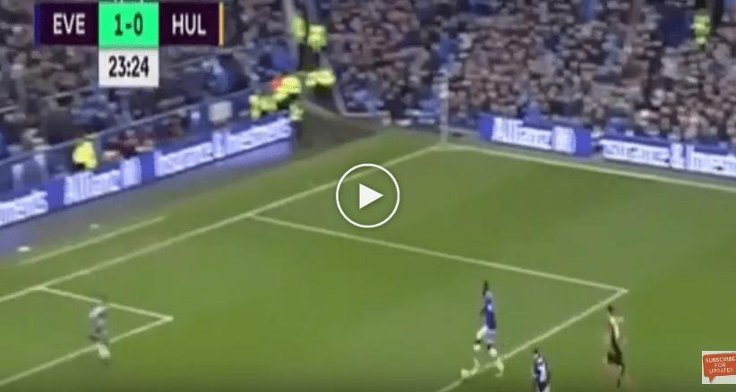 Rangkuman EPL 2016/17: Everton 4 Hull City 0
