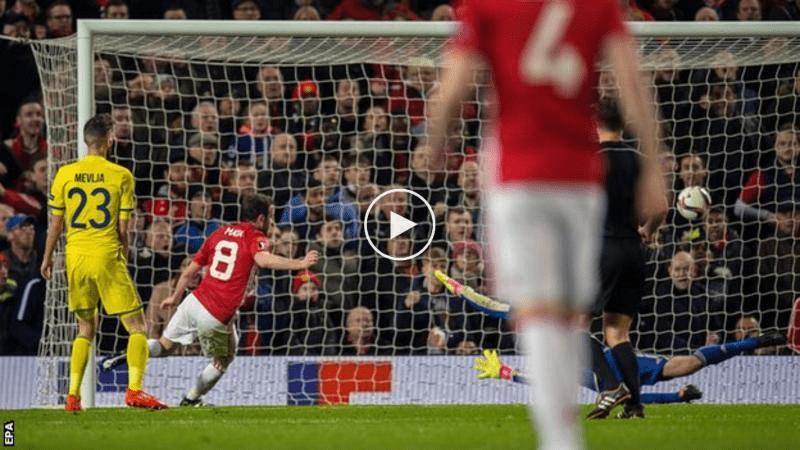 Rangkuman UEL 2016/17: Manchester United 1 Rostov 0 (agg. 2-1)