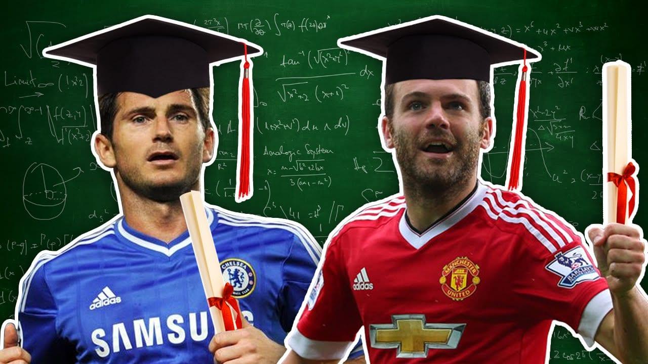 5 Pemain Bola Sepak Yang Berpendidikan Tinggi!