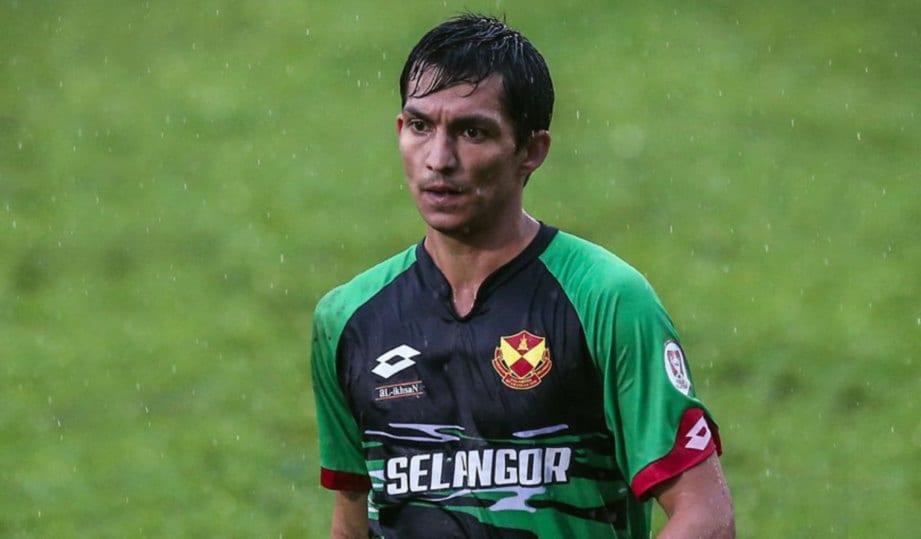 Selangor Uji Pemain Import Baharu, Kedudukan Juliano Mineiro Mungkin Terancam