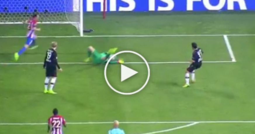 Video: Tripple Saves Oleh Jan Oblak Ketika Menentang Bayer Leverkusen