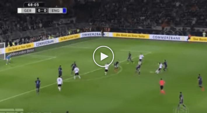 Rangkuman Persahabatan Antarabangsa: Jerman 1 England 0, Aksi Dan Gol Terakhir  ...