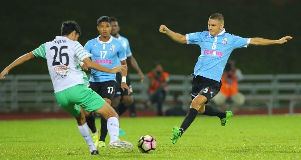 Pulau Pinang Mendapat Mata Pertama Selepas 7 Kali Mencuba, 7 Statistik Yang  ...