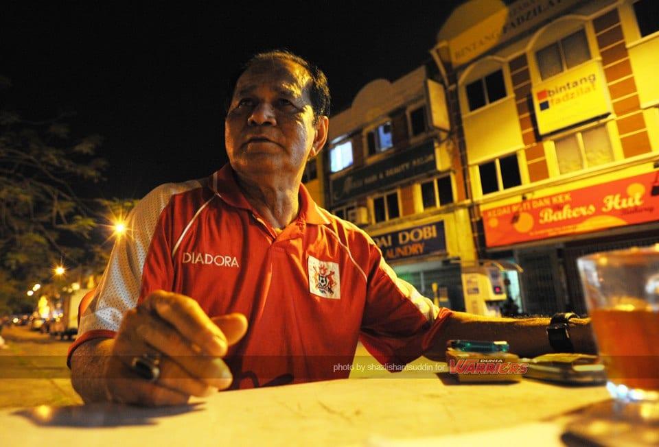 Dali Omar, Si Kijang Merah Yang Pernah Harumkan Nama Malaysia